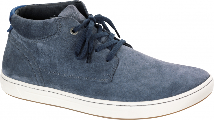 BANDON LEVE (Shoes-Bandon-Leather-Navy)