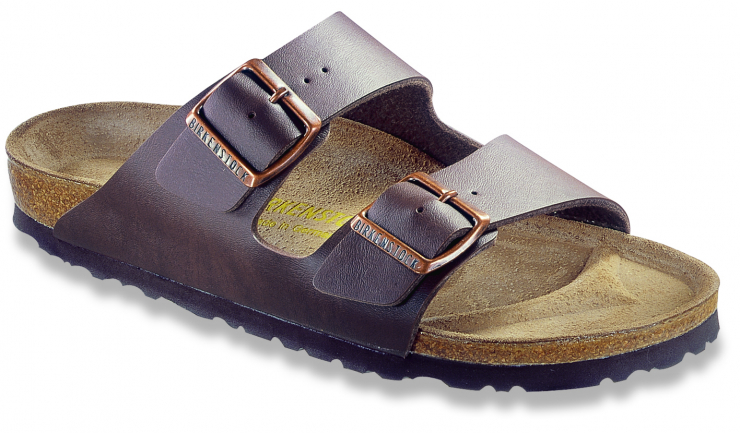 ARIZONA  BF (Birkenstock-Arizona-Birko Flor Soft footbed-Brown)