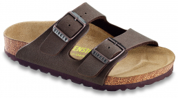 ARIZONA  BF-NUBUK (Birkenstock-Arizona-Birko Flor Nubuk-Brown)